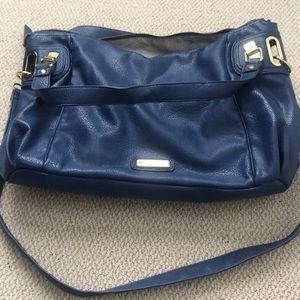 Steve Madden blue purse